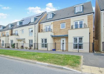 Thumbnail 5 bedroom detached house for sale in Eighteen Acre Drive, Patchway, Bristol