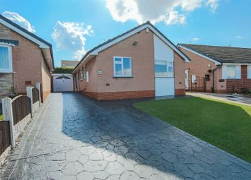 Thumbnail 3 bed detached bungalow for sale in Hammerton Avenue, Stoke-On-Trent