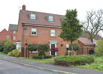 Thumbnail 5 bed detached house for sale in Masefield Drive, Earl Shilton, Leicester