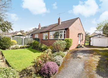 Thumbnail 2 bed bungalow for sale in Greenacre Park, Rawdon, Leeds