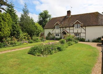 Thumbnail 4 bed cottage to rent in Kilmeston, Hampshire