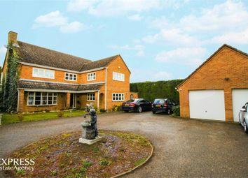Thumbnail 4 bed detached house for sale in Fenbridge Road, Peterborough, Cambridgeshire