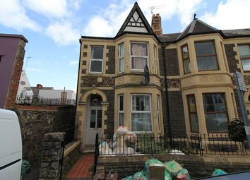 Thumbnail 7 bed shared accommodation to rent in Wellfield Place, Roath, Cardiff