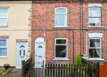 Thumbnail 2 bed terraced house to rent in Hind Street, Retford