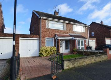 Thumbnail 2 bedroom semi-detached house for sale in Arundel Drive, Whitley Bay