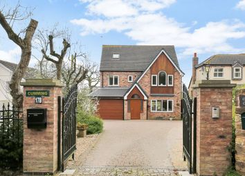 Thumbnail 5 bedroom detached house for sale in Commonside, Selston, Nottingham