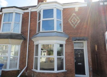 Thumbnail 2 bedroom terraced house for sale in Edgecumbe Street, Hull, East Yorkshire