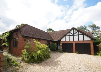 Thumbnail 3 bed detached bungalow for sale in Fairview Road, Headley Down