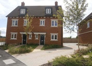 Thumbnail 4 bed semi-detached house to rent in Stalls Road, Andover