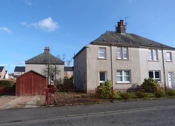 Thumbnail 3 bedroom semi-detached house for sale in Alexander Drive, Kinross