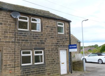 Thumbnail 2 bed end terrace house to rent in Moss Row, Wilsden, Bradford