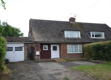 Thumbnail 2 bedroom semi-detached house to rent in Wokingham Road, Earley, Reading