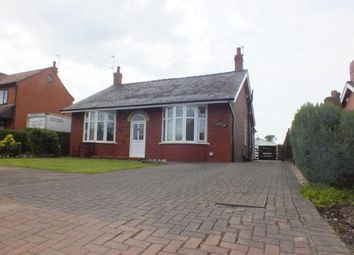 Thumbnail 5 bed bungalow for sale in Croston Road, Farington Moss, Leyland, Lancashire