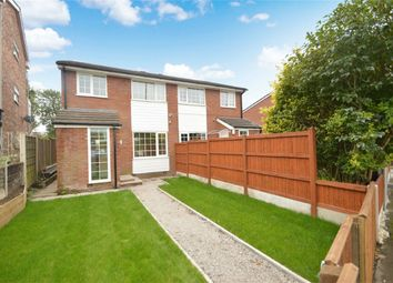 Thumbnail 3 bedroom semi-detached house for sale in Lowfield Road, Shaw Heath, Stockport, Cheshire