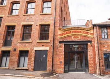 Thumbnail 2 bed flat to rent in The Press, New Mount Street, Manchester