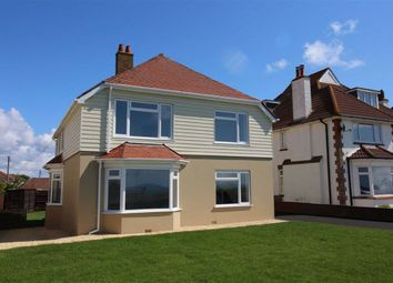 Thumbnail 4 bed detached house for sale in Marine Drive East, Barton On Sea, New Milton