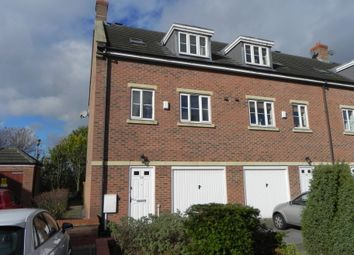 Thumbnail 3 bed town house to rent in Gilbert Boulevard, Arnold, Nottingham