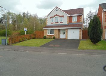 Thumbnail 4 bedroom detached house for sale in Aultmore Drive, Carfin, Motherwell