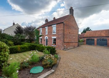 Thumbnail 4 bed detached house for sale in Town Road, Fleggburgh