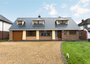 Thumbnail 4 bed detached house for sale in Culcheth Hall Drive, Culcheth, Warrington, Cheshire