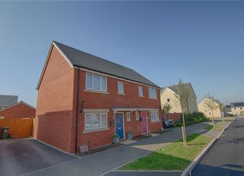 Thumbnail 2 bed semi-detached house for sale in Barleyfields Avenue, Bishops Cleeve, Cheltenham
