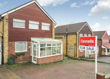 Thumbnail 3 bed detached house for sale in Wakerley Road, Evington, Leicester