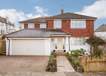 Thumbnail 4 bed detached house for sale in Woodruff Avenue, Hove