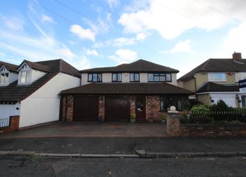 Thumbnail 4 bed detached house for sale in Queslett Road East, Sutton Coldfield