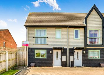 2 bed semi-detached house for sale in Woodgate Close, Church Hill, Redditch B98