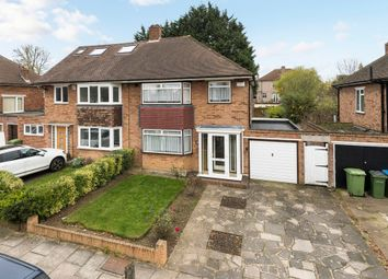 Thumbnail Semi-detached house for sale in Porcupine Close, London