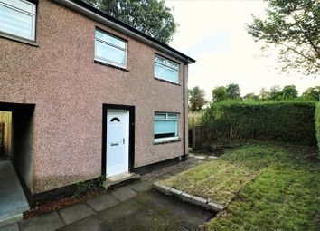 Thumbnail 2 bed end terrace house for sale in Maple Drive, Johnstone