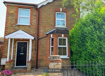 Thumbnail 4 bed semi-detached house to rent in Green Lane, West Molesey