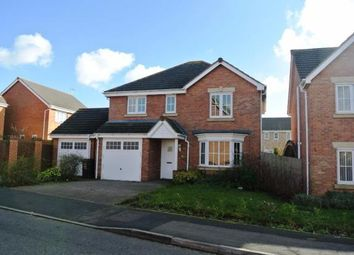 Thumbnail 4 bed detached house to rent in Rochester Road, Corby