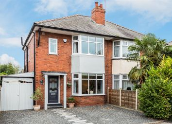 Thumbnail 3 bed semi-detached house for sale in Wood Lane, Rothwell, Leeds