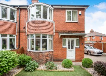 Thumbnail 3 bed semi-detached house for sale in Darkfield Lane, Pontefract