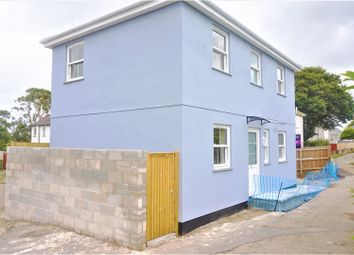 Thumbnail 3 bed detached house for sale in Pengwarras Road, Camborne