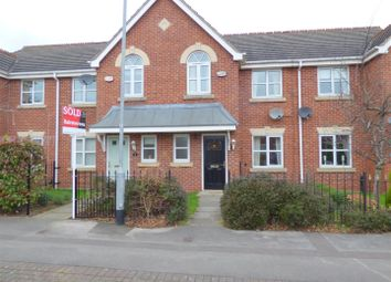 Thumbnail 3 bed town house for sale in Willow Gardens, Sutton-In-Ashfield