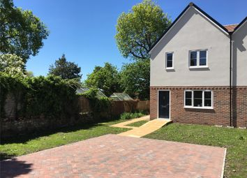 Thumbnail 3 bed semi-detached house for sale in Bredons Hardwick, Tewkesbury, Gloucestershire