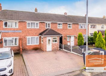 Thumbnail 3 bed terraced house for sale in Millfield Road, Brownhills, Walsall