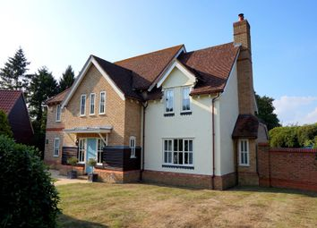 Thumbnail 5 bed detached house for sale in Swan Meadow, Stratford St. Mary, Colchester