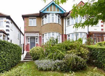 Thumbnail 3 bed semi-detached house for sale in Southfields, London