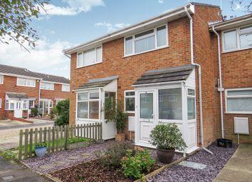 Thumbnail 2 bedroom terraced house for sale in Marcus Close, Fair Oak, Eastleigh