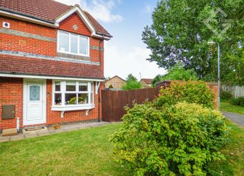 Thumbnail 2 bed terraced house for sale in Cheviot Close, Trowbridge