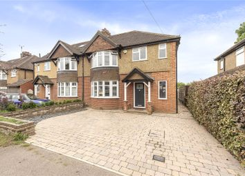 Thumbnail Semi-detached house for sale in Highfield Avenue, Harpenden, Hertfordshire