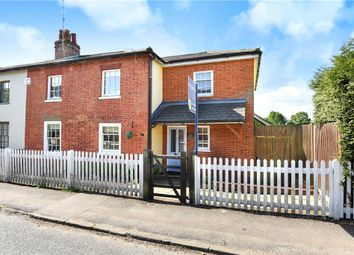 Thumbnail 4 bedroom semi-detached house for sale in Aston Cottages, Lovel Road, Winkfield