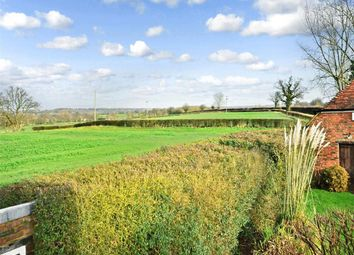 Thumbnail 3 bed detached house for sale in Plumtree Road, Headcorn, Ashford, Kent