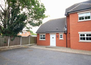 Thumbnail 1 bed semi-detached bungalow for sale in Crookesbroom Lane, Hatfield, Doncaster