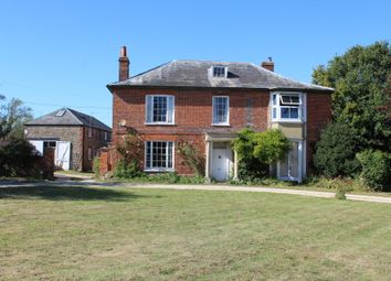 Thumbnail 5 bed farmhouse for sale in Faringdon Road, East Challow, Wantage