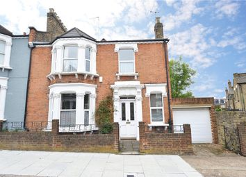 Thumbnail 3 bed end terrace house for sale in Athenlay Road, Nunhead, London