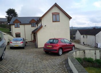Thumbnail 4 bed detached house to rent in Mynyddbach, Shirenewton, Chepstow, Monmouthshire
